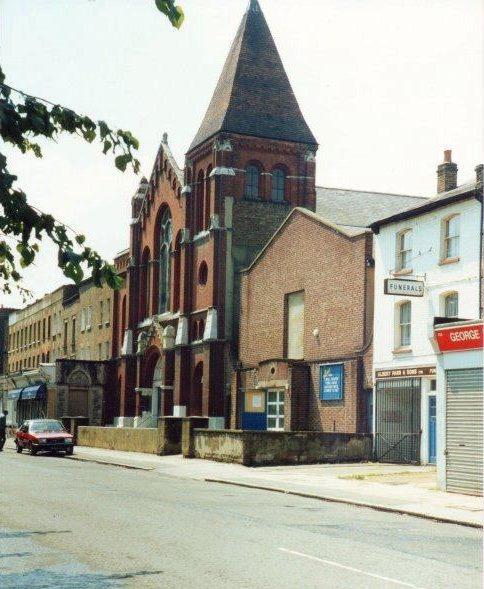 Penge Baptist Church